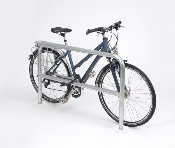 Fahrrad-Anlehnbügel - Bauform 2, zum Einbetonieren