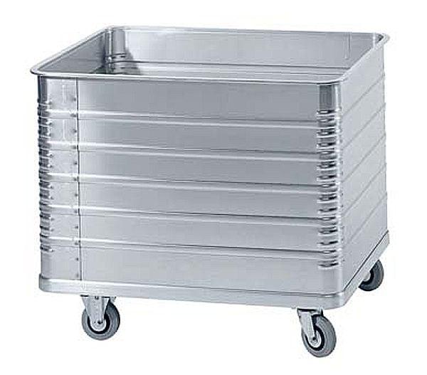 Aluminium-Kastenwagen 655 Liter