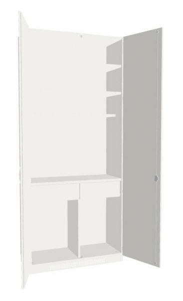 Kombischrank Pantry 1000x440x2320mm Serie dataline