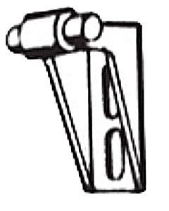 Rohrhalter