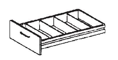 Trennwand für Container artline/AVETO