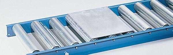 Bremsblech für 300 u. 450 mm, 500 - 1100 mm Bahnbreite, verzinkt