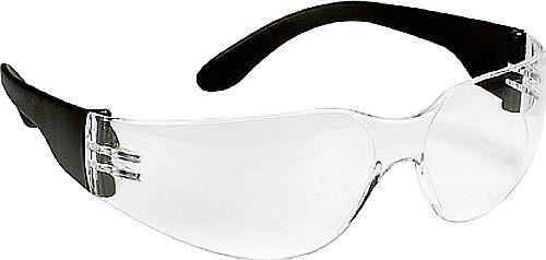 ECOBRA Schutzbrille Standard mit Antifog-Scheiben, Scheibentönung/Gestellfarbe klar/schwarz
