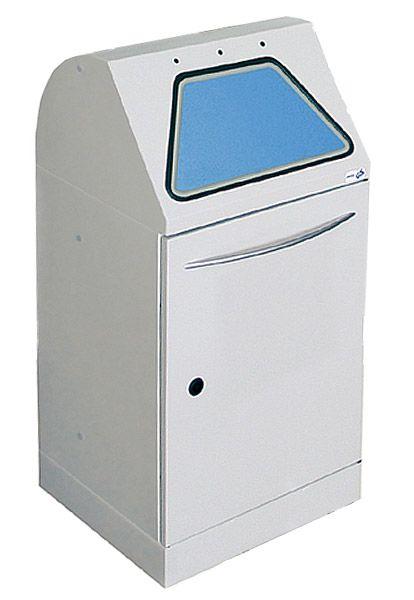 Wertstoffbehälter modul, mit Innenbehälter, ohne Fußbedienung