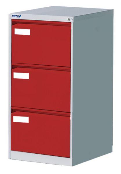 Stahl-Karteischrank DIN A4 quer Serie C2000