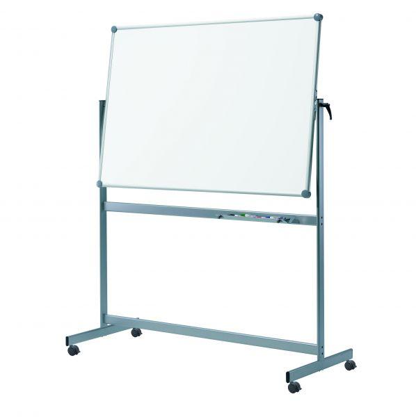 Maul Whiteboard-Klapptafel MAULstandart drehbar