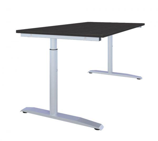 Gerätetisch mit C-Form-Stahlfußgestell, Collection Multiwa