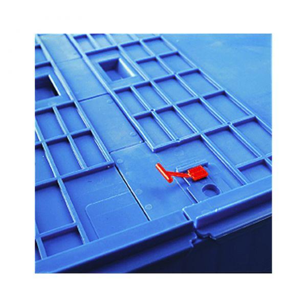 Plomben für Mehrweg-Faltboxen MFB