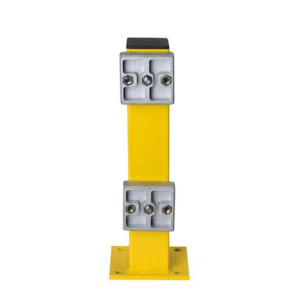 Standpfosten für Rammschutz-Planken