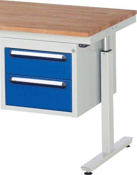 Unterbau-Schubladen Modul E2 für Serie adlatus 300