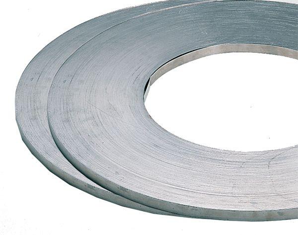 VE = 2 Rollen Stahlband