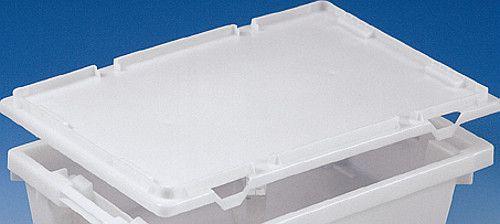 Deckel für Dreh-Stapelbehälter 626.0069.30 - 626.0077.30, Farbe: grau