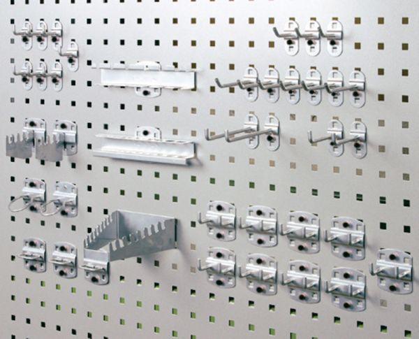 Haken-Set für Werkstattcenter Praktimo