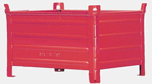 Stapelbehälter mit Kranösen, 1200x1000x600mm