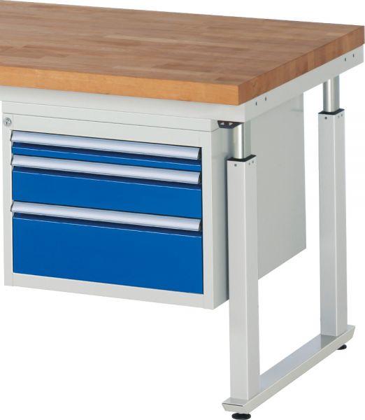 Unterbau-Schubladen Modul L2 für Serie adlatus 600