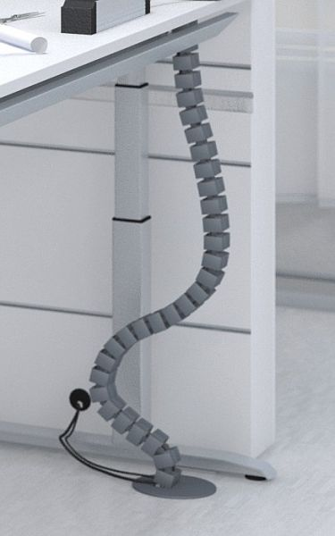 Kabelspirale bis 1250 mm Höhe, Serie Multiwa