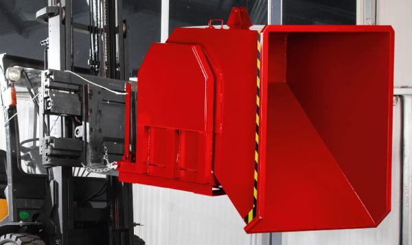 Schwerlast-Mulden-Kippbehälter  Tragkraft bis 3000 kg