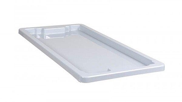 Deckel für Dreh-Stapelkasten 800x402mm