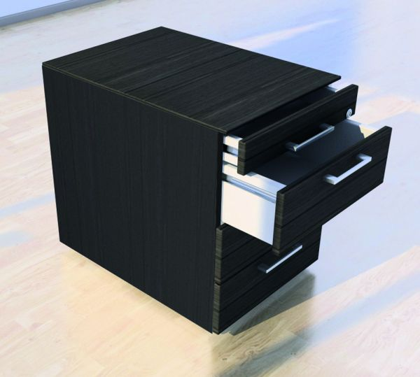 Nebentisch-Container 600 mm tief, Collection Multiwa