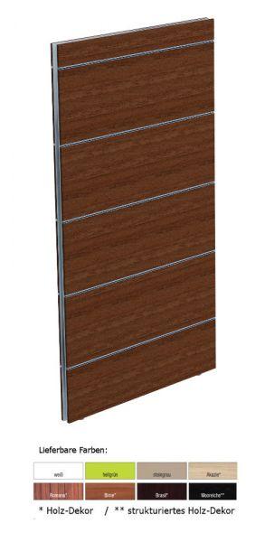 Wandelement 5 OH für Modul-Wandsystem, Collection Multiwa