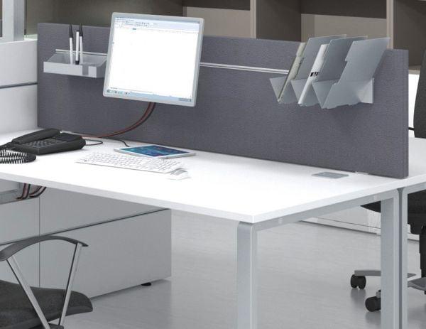 Stahlblech-Ablagefach für Serien Solus/Multiwa