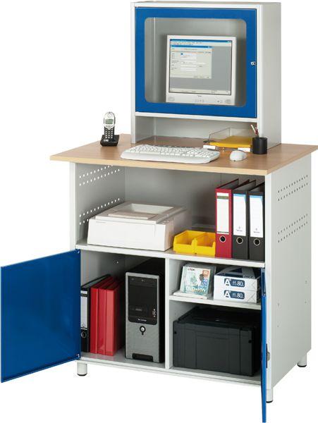 Computer-Tisch Typ 2 stationär