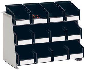 Montageständer aus Stahlblech