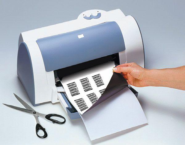 Magnetfolien für Inkjet-Drucker, DIN A4