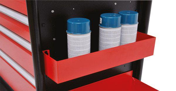 Flaschen- und Dosenhalter zur seitlichen Einhängung für Typ 10-13