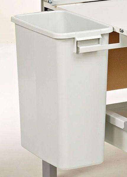Kunststoff-Behälter 60 Liter mit Befestigung