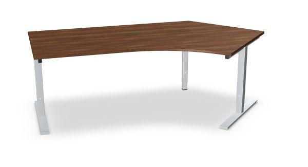 Kompakt-Schreibtisch rechts Serie dataline TS