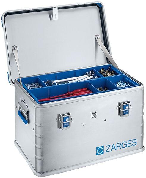 Aluminium-Behälter 60 Liter