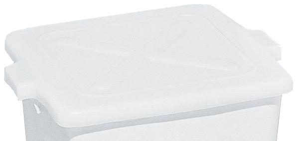 Deckel, natur, für Kunststoff-Behälter 480x480mm