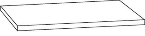 Theken-Abdeckplatte für Serie 995
