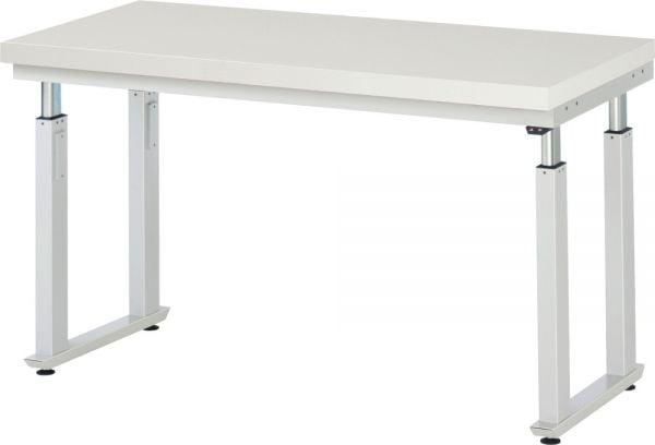 Werktisch mit Hartlaminat-Platte, Serie adlatus 600