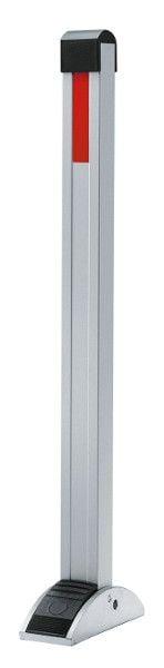 Kipp-Pfosten, mit Zylinderschloß und Bodenplatte, 70x50mm, Sprint